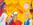 """RICA BIEMANN-PELKA - """"Peer Gynt in Marokko"""" - Acryl"""